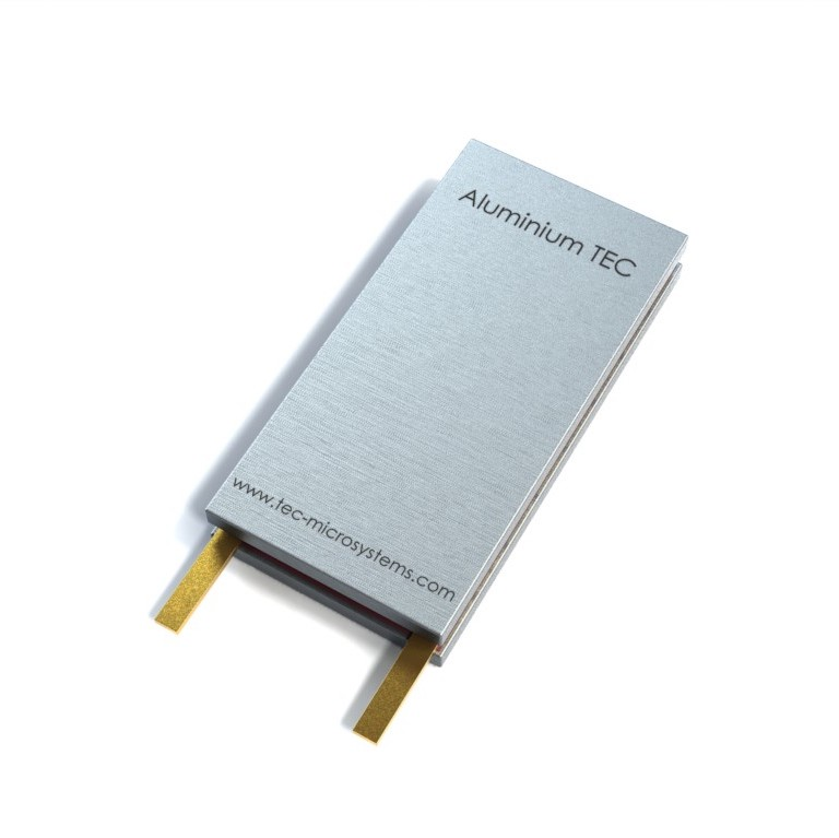 1MA10-063-xx Aluminum Thermoelectric Cooler