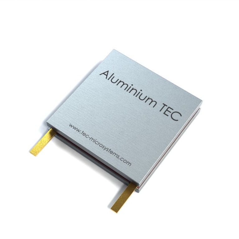 1MA10-071-xx Aluminum Thermoelectric Cooler