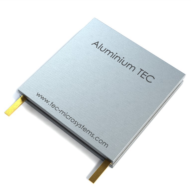 1MA10-127-xx Aluminum Thermoelectric Cooler