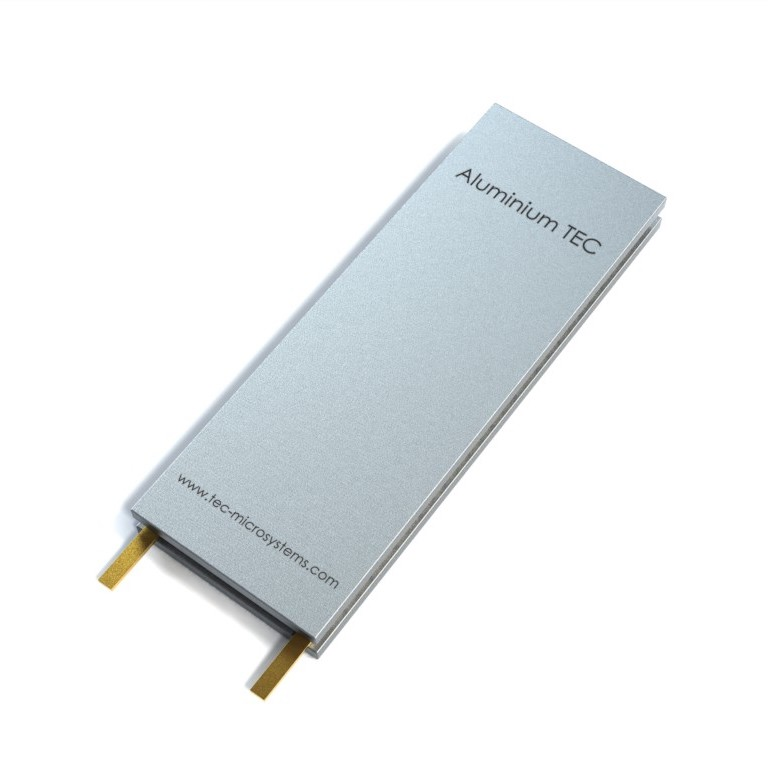 1MA10-144-xx Aluminum Thermoelectric Cooler