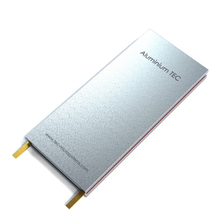 1MA10-187-xx Aluminum Thermoelectric Cooler