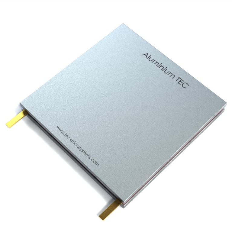 1MA10-199-xx Aluminum Thermoelectric Cooler