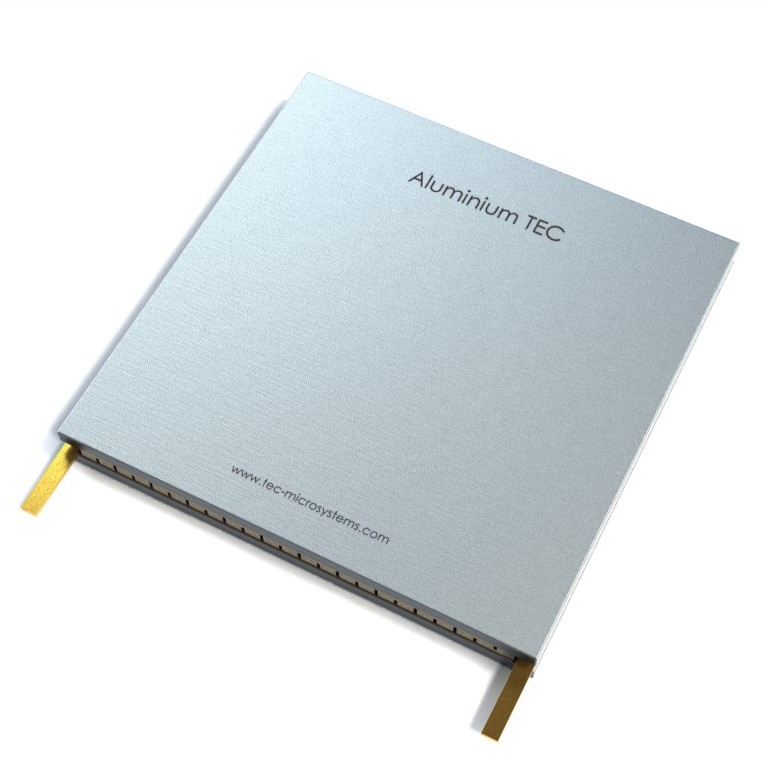 1MA10-311-xx Aluminum Thermoelectric Cooler