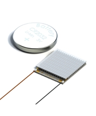 Miniature thermoelectric generators for small-scale green energy harvesting
